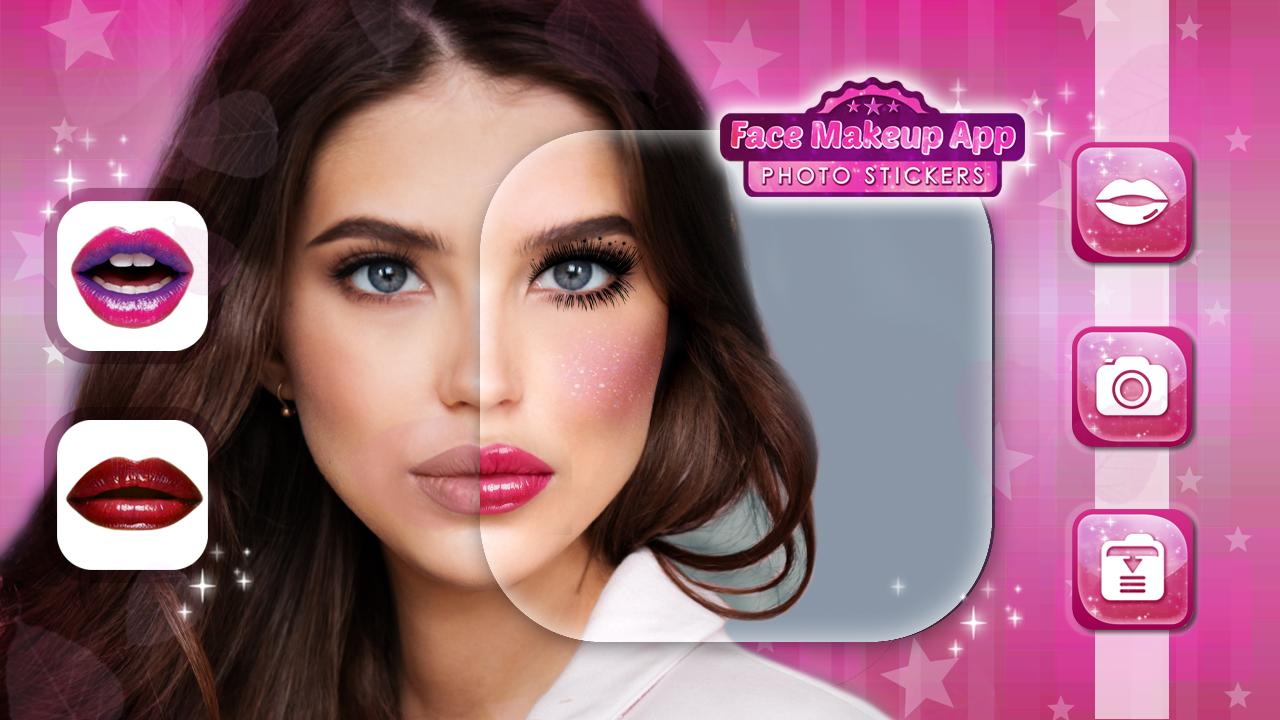 Face Makeup App - Photo Editor for Android - APK Download