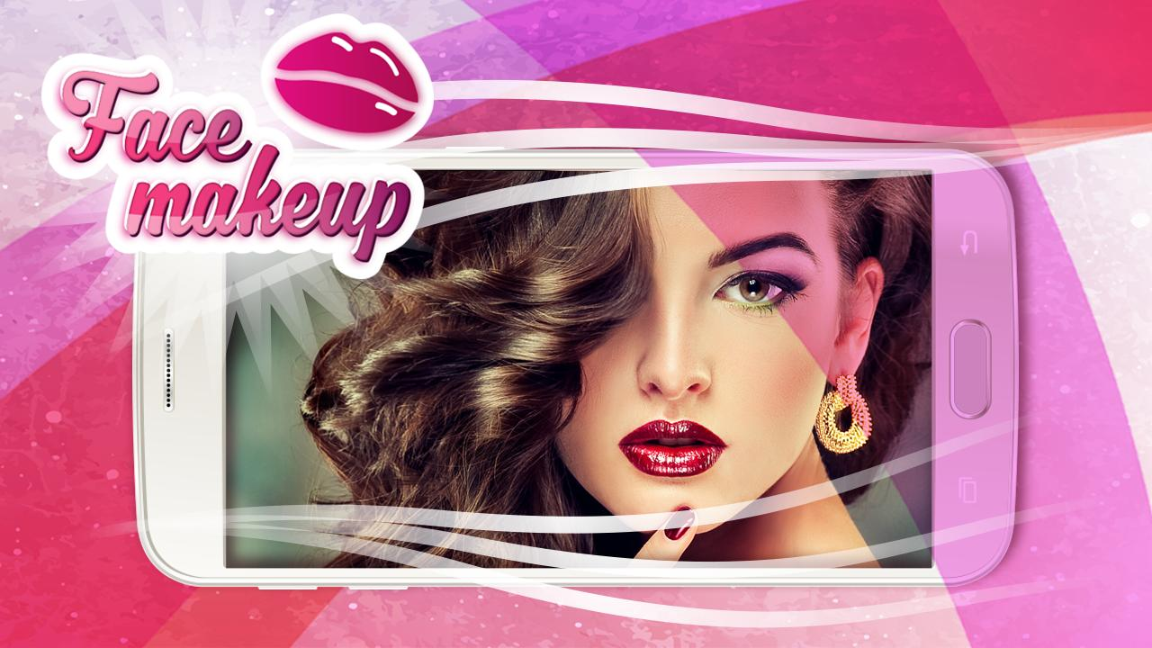 Face Makeup App Photo Sticker for Android - APK Download