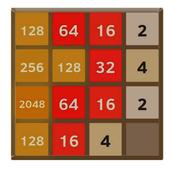 random numbers puzzle icon