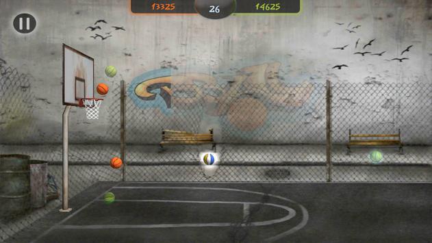 BBall Basketball apk screenshot