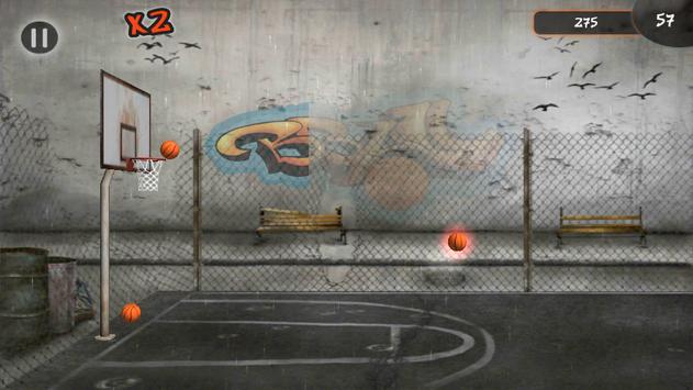 BBall Basketball poster