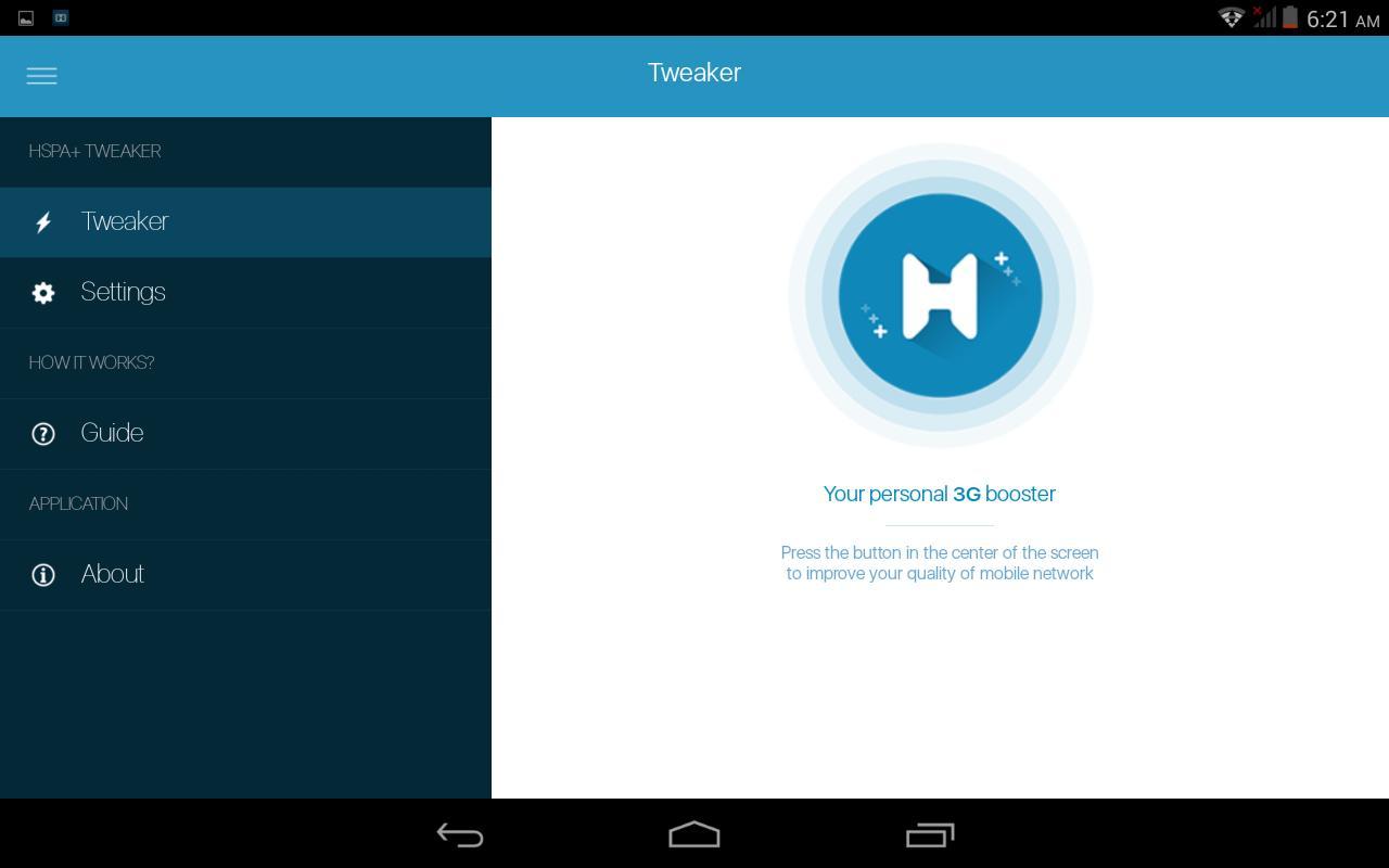 HSPA+ Tweaker for Android - APK Download