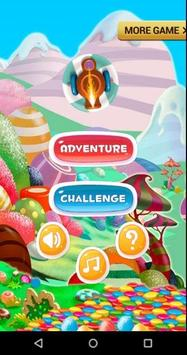 Candy shooter 3D Game apk screenshot