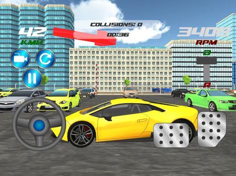 Extreme Car Parking School 3D apk screenshot