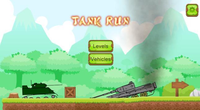 Tank Run poster
