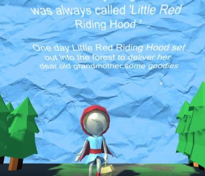 Little Red Riding Hood VR apk screenshot