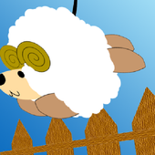 Counting Sheep for good sleeep icon