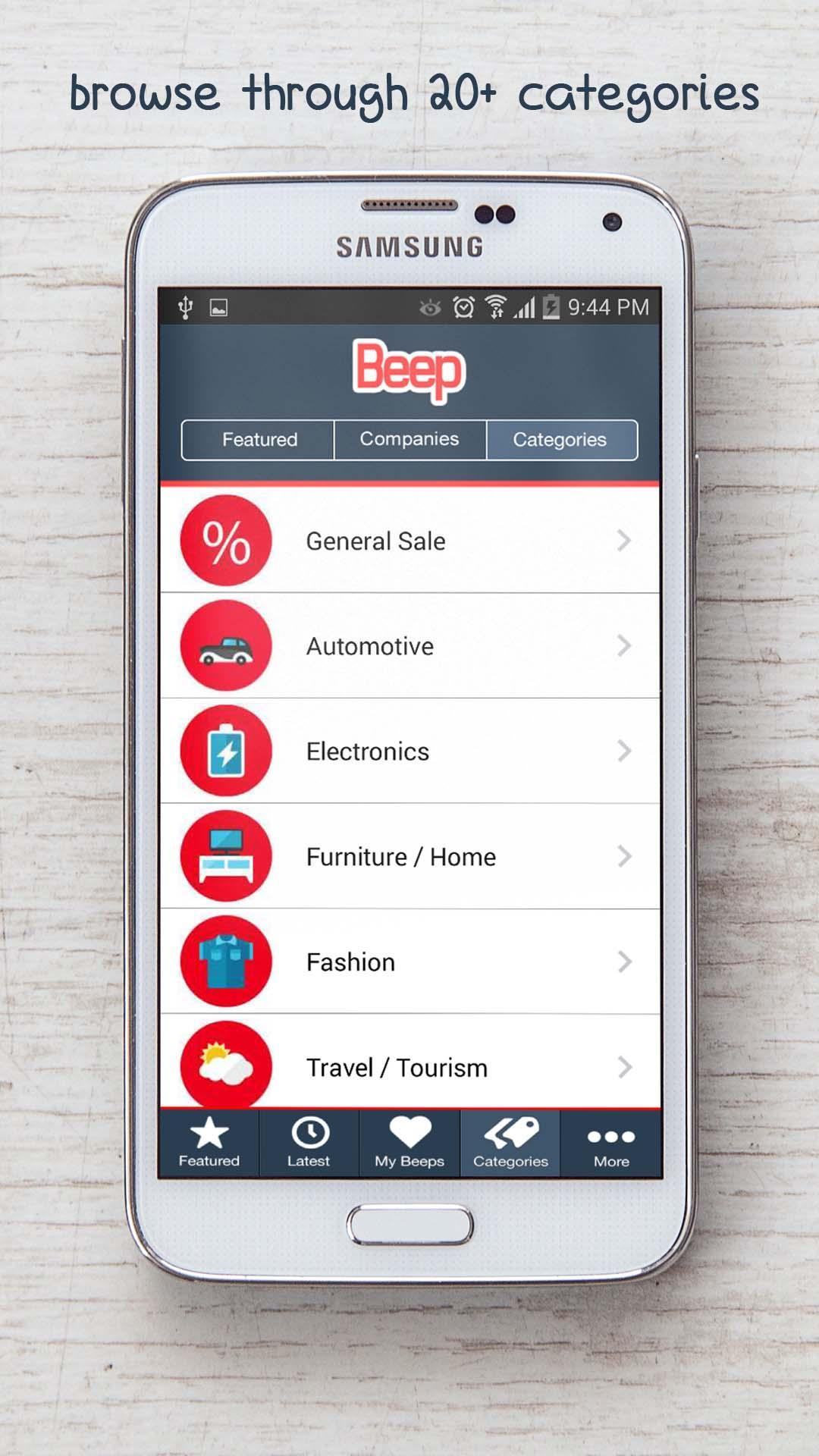 The Beep App For Android Apk Download