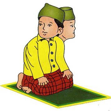 Belajar Sholat poster