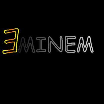 EMINEM SONGS ALL MUSIC ALBUM poster