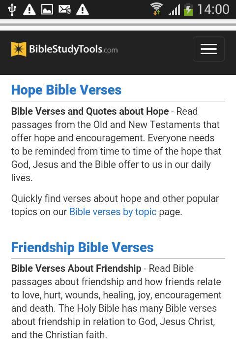 Holy Bible-KJV poster