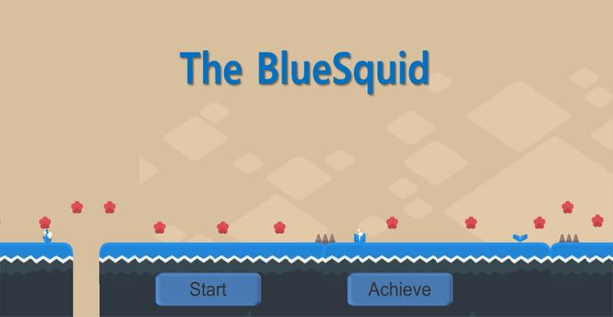 BlueSquid poster