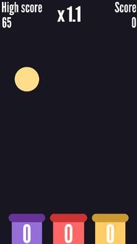 MatchBall - Color matching game screenshot 1
