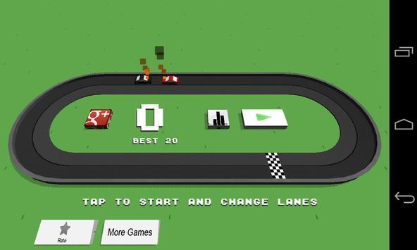 Wrong Way Race screenshot 1