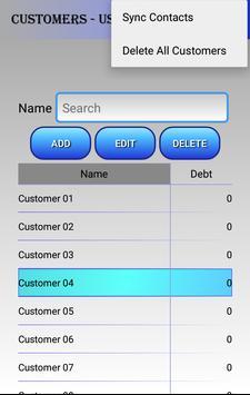 BIT Cashier screenshot 4