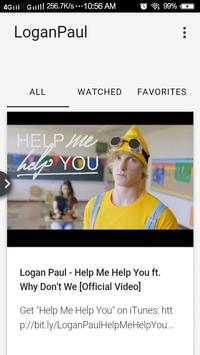 The Official Logan Paul screenshot 1