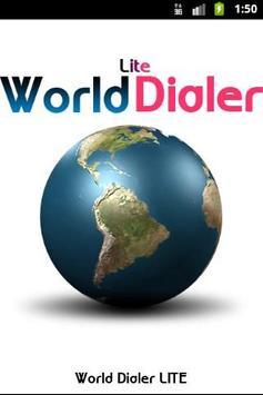 World Dialer LITE poster