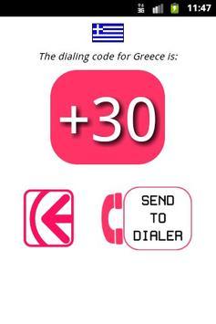 World Dialer LITE apk screenshot