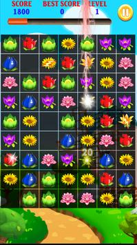 Blossom Legend Crush screenshot 1