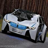 BMW Mobil Wallpaper HD icon