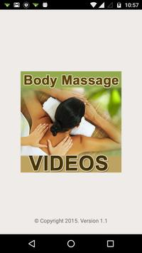 BODY Massage Videos poster