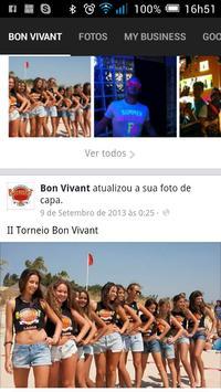 BON VIVANT apk screenshot