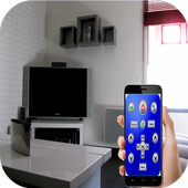 remot control universal for tv icon