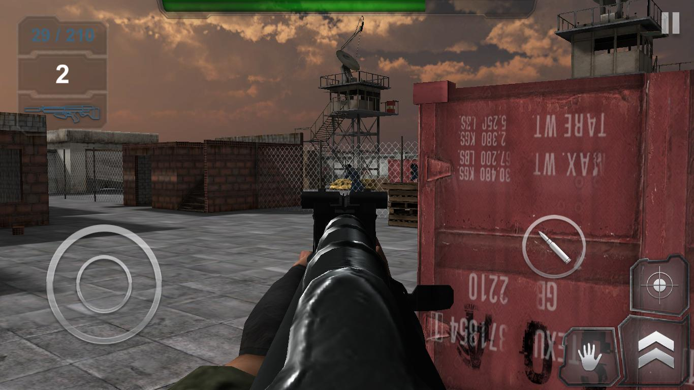 Trigger FPS for Android - APK Download