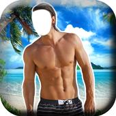 Summer Photo Editor: Men Style icon