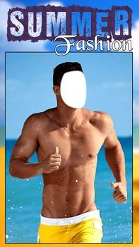 Summer Photo Editor: Men Style apk screenshot