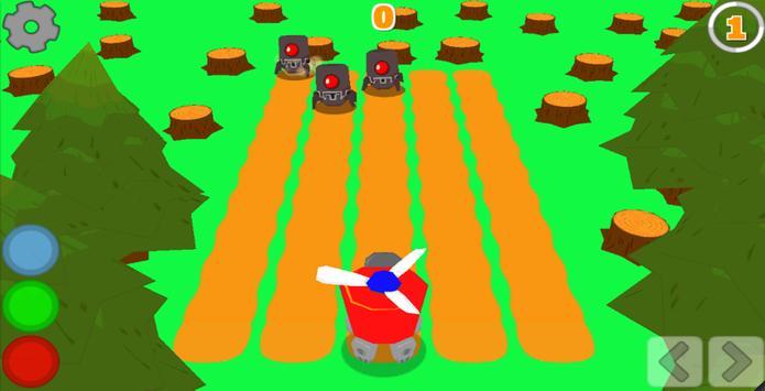 Forest War apk screenshot