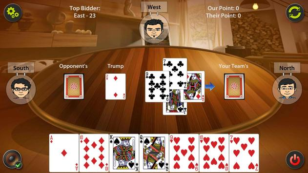 29 Card Game screenshot 16