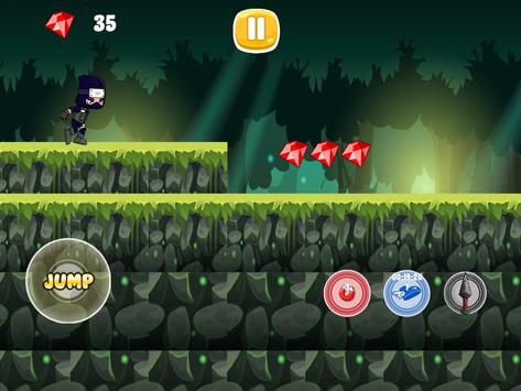 Call of Ninja: Adventure Time apk screenshot