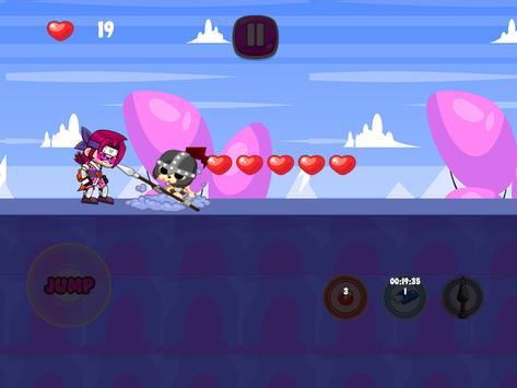Ladybug Chibi Hero Pink Ninja apk screenshot