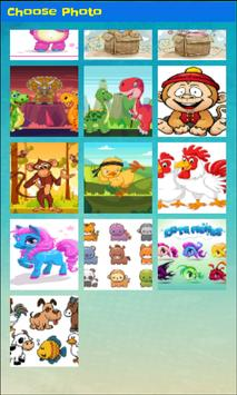 Cartoon Puzzle - Kids Game apk screenshot