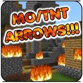 Mo/tnt Arrows for Minecraft PE icon