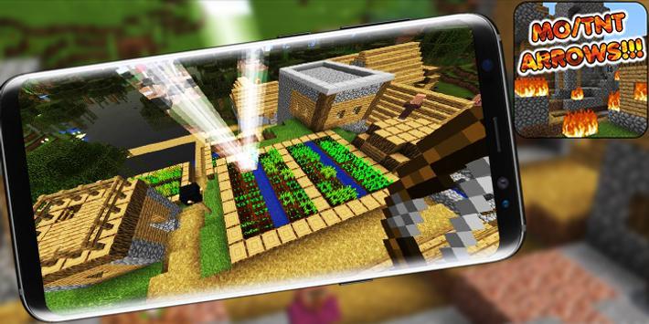 Mo/tnt Arrows for Minecraft PE screenshot 1