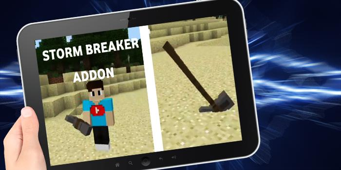Stormbreaker Addon for MCPE for Android - APK Download