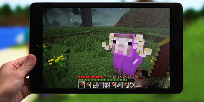 Forest Twilight Mod for Minecraft PE screenshot 3