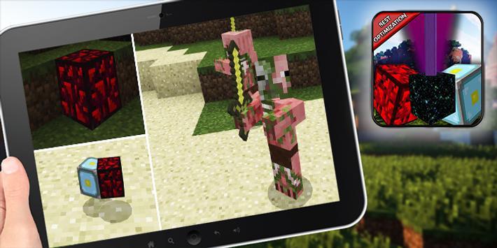 Unobtainable Items Addon for Minecraft PE screenshot 1