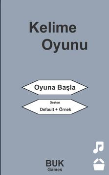 Kelime Oyunu poster