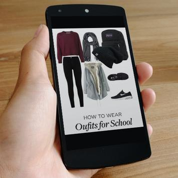 back to school outfits screenshot 5