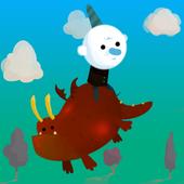 Backwards Dragon icon