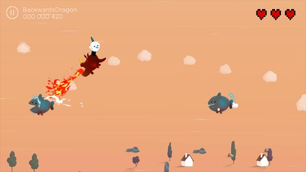 Backwards Dragon apk screenshot