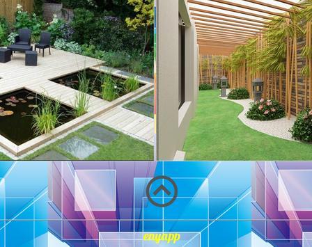 Backyard Garden Design screenshot 3
