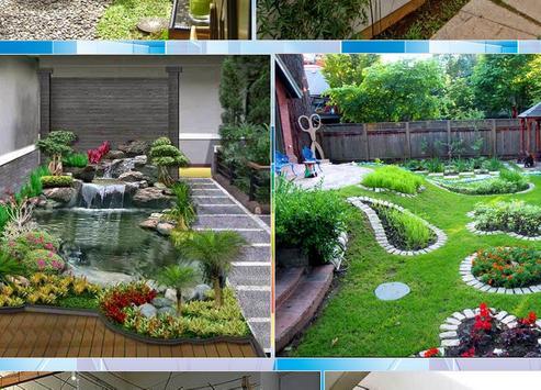 Backyard Garden Design screenshot 2
