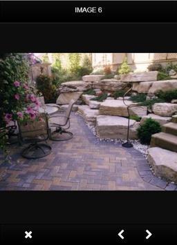 Backyard Patio Designs apk screenshot