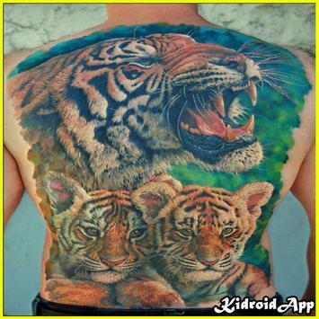 Back Tattoo Ideas poster