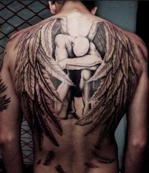 Back Tattoo Ideas screenshot 4