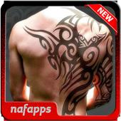 Back Tattoo Design icon